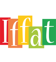 Iffat colors logo