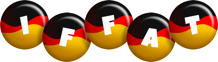 Iffat german logo