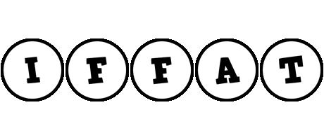 Iffat handy logo
