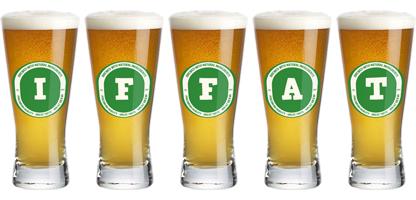Iffat lager logo