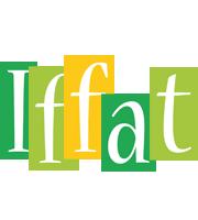 Iffat lemonade logo