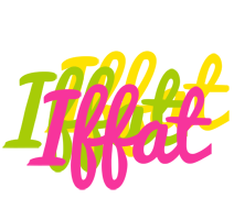 Iffat sweets logo
