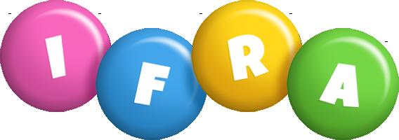 Ifra candy logo