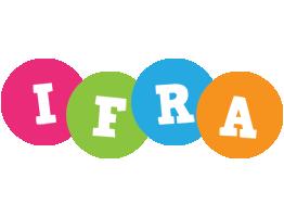 Ifra friends logo