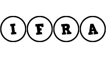 Ifra handy logo