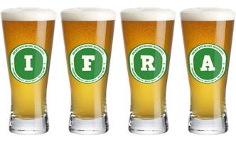 Ifra lager logo