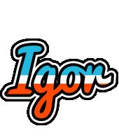 Igor america logo