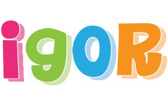 Igor friday logo