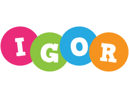 Igor friends logo
