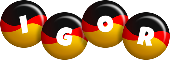 Igor german logo