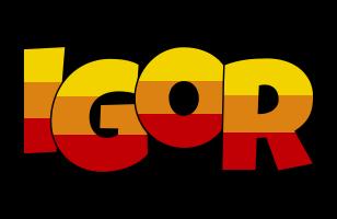 Igor jungle logo