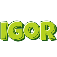 Igor summer logo