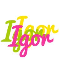 Igor sweets logo