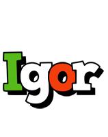 Igor venezia logo