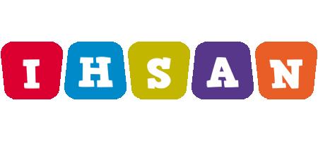 Ihsan daycare logo