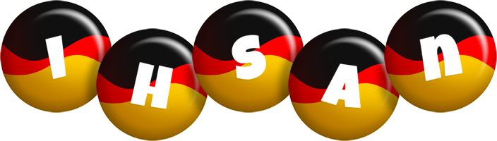 Ihsan german logo