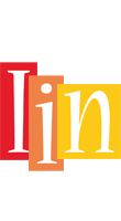 Iin colors logo