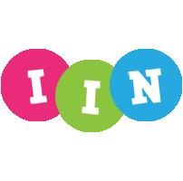 Iin friends logo