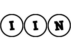 Iin handy logo