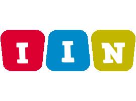 Iin kiddo logo