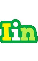 Iin soccer logo