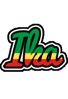 Ika african logo