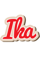Ika chocolate logo