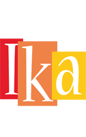 Ika colors logo