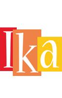Ika colors logo