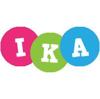 Ika friends logo