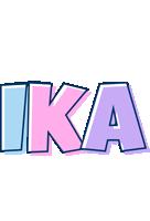 Ika pastel logo
