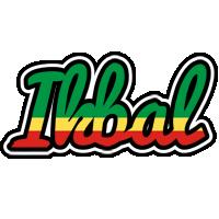 Ikbal african logo