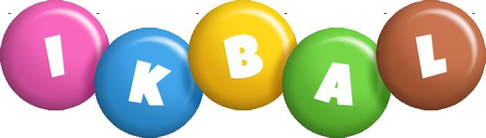Ikbal candy logo