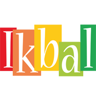 Ikbal colors logo