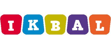 Ikbal daycare logo