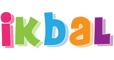 Ikbal friday logo