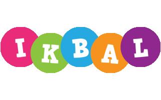 Ikbal friends logo