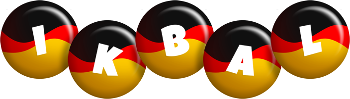 Ikbal german logo