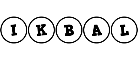 Ikbal handy logo
