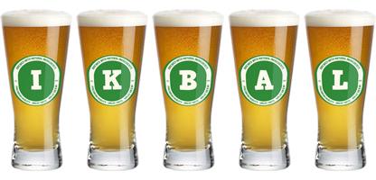 Ikbal lager logo