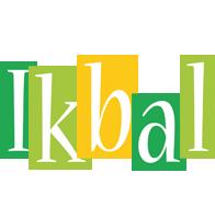Ikbal lemonade logo