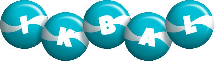 Ikbal messi logo