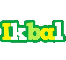 Ikbal soccer logo