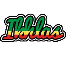 Ikhlas african logo