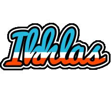 Ikhlas america logo