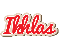 Ikhlas chocolate logo