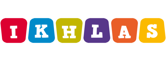 Ikhlas daycare logo