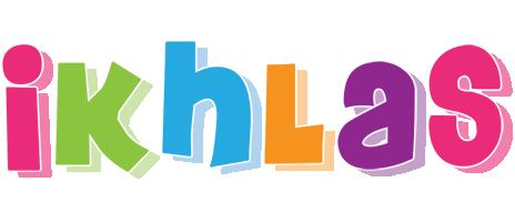 Ikhlas friday logo