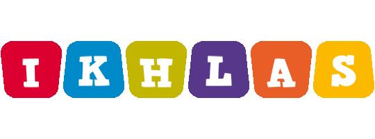 Ikhlas kiddo logo