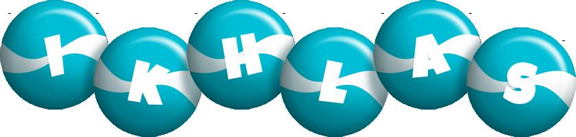 Ikhlas messi logo